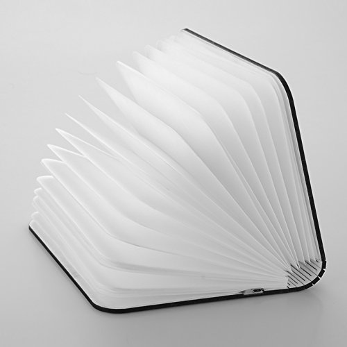 Folding LED Nightlight 'Booklight' - 5200mah Battery, 500 Lumens, up to 4 Hours Usage