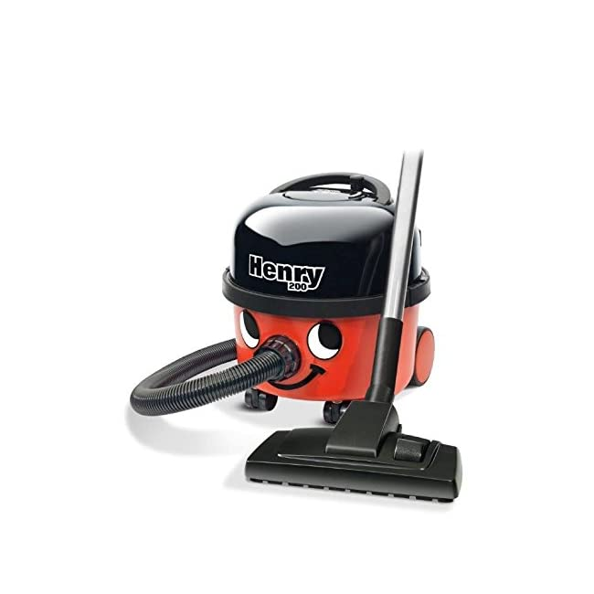 NUMATIC HVR200-11 Henry Vacuum Cleaner, Bagged...