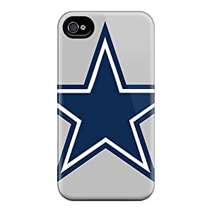 New Premium Flip Cases Covers Dallas Cowboys Skin Cases For Iphone 6