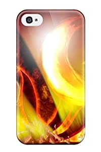 Fashion Protective Hd Uzumaki Sage Naruto Case Cover For Iphone 4/4s