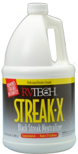 rvtech-apply-rinse-instant-rv-black-streak-remover-rv-cleaner-rv-wash-1-gallon-concentrated-makes-13