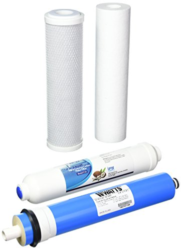 Universal 4-Stage Under Sink Reverse Osmosis Replacement Filter Kit
