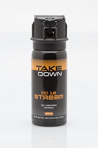 Mace Security International 3025 Takedown MK-III Pepper Spray