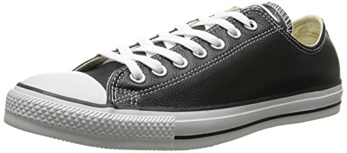 Converse Dainty Leath Ox 289050-52-8 Damen Sneaker Schwarz (Black)