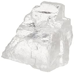 American Educational Cleavable Halite Mineral (Pack of 10)