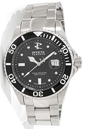 8f8a005b8 Invicta Reserve Mens Diver Automatic Watch 6882: Amazon.co.uk: Watches