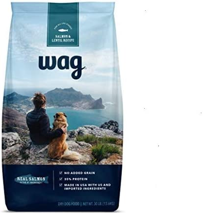 Wag Dry 35% Protein  Dog/Puppy Food $27.59