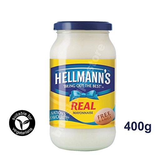 Hellmann's Real Mayonnaise 400g - Amerikas Nr. 1