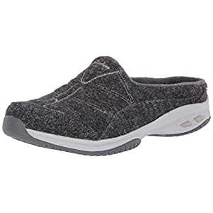Skechers Women's Commute Time-Sheepish-Premium Wool Open Back Slip-on Mule