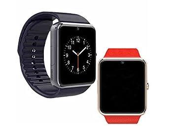 rty-4 gt08 Smart Watch multilingüe puede de tarjeta SIM Bluetooth de anotaciones Reloj.