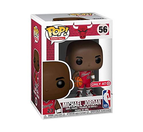 Figura Funko POP Basketball Michael Jordan