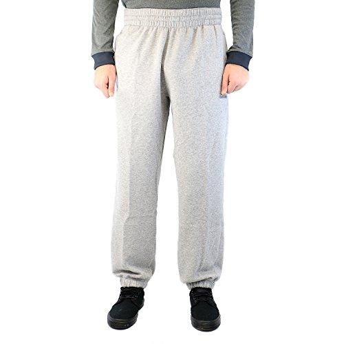 Adidas Everyday Sweat Pants Pants - Medium Grey Heather/Onix - Mens - L