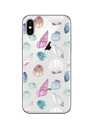 Fancy Case Compatible with iPhone X Case, Custom Style Transparent Clear TPU Protective iPhone X Case by Fancy Case ()