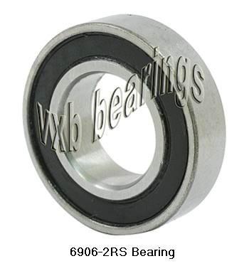 6906 Bearing Deep Groove 6906 Ball Bearings