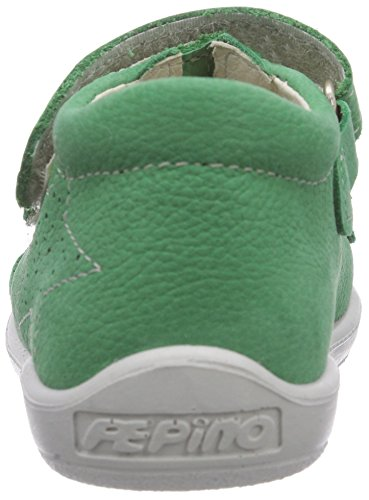 Ricosta Dami - Sandalias Unisex bebé verde - Grün (gras 544)