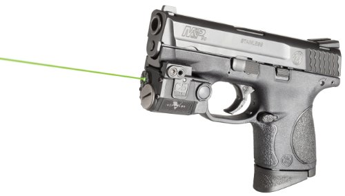 Viridian C5 Universal Sub-Compact Green Laser Sight by Viridian Weapon Technologies