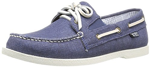 Skechers Bobs Womens Chill Luxe-Anchor Up Flat Navy