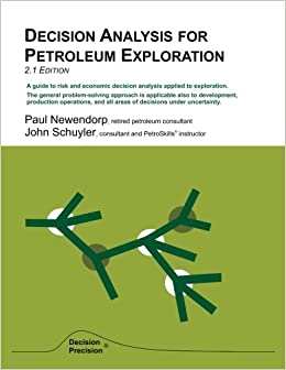 Amazon Fr Decision Analysis For Petroleum Exploration 2 1