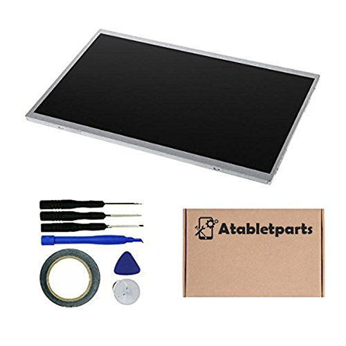 Atabletparts Replacement LCD Display Screen for PROSCAN PLT1077G 10.1 Inch Tablet by Atabletparts