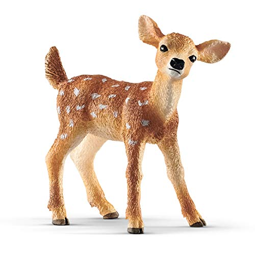 - Schleich White-Tailed Fawn Toy