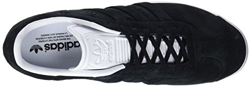adidas Men's Gazelle Stitch and Turn Low-Top Sneakers Black (Negbás/Negbás/Ftwbla 000) OuKBp8iQe