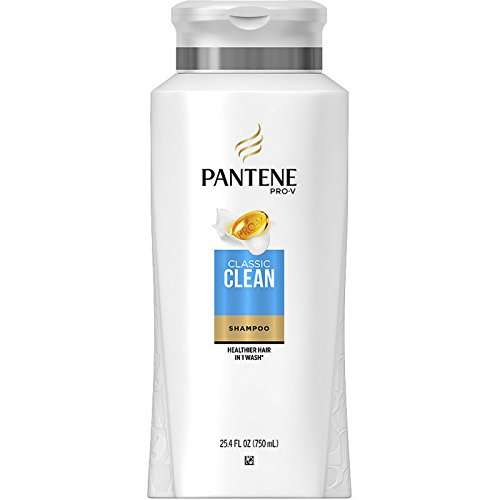 Pantene Pro-V Classic Care Solutions Shampoo 25.40 oz (Pack of 4) by Pantene