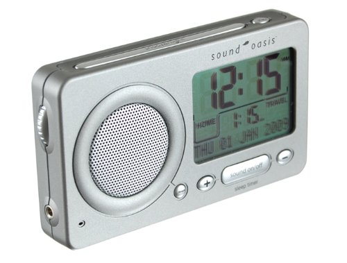 Sound Oasis - Sound Therapy System Travel S-850 Silver by Sound Oasis (Image #3)