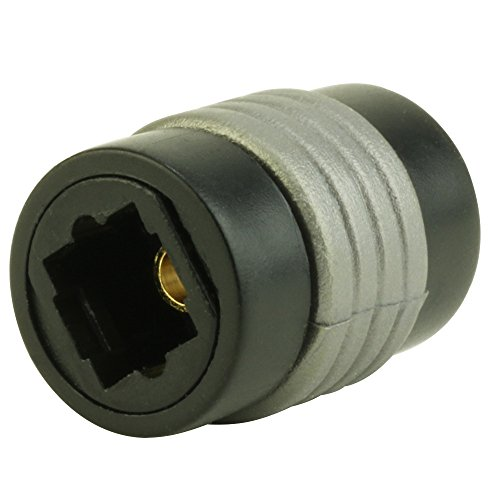(Optical Barrel Connector, Female Toslink Jacks)