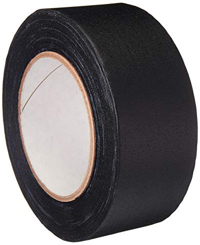 "AmazonBasics Gaffers Tape - 2"" x 90', Black"