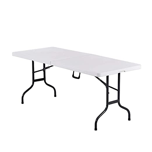 DYW-Folding Tables Mesa Plegable portátil de plástico para ...