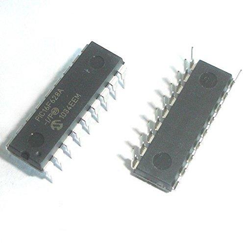 Sruik Tool 10 Pcs PIC16F628A-I/P DIP-18 PIC16F628 16F628 Microcontrollers