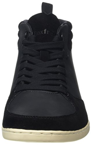 Boxfresh Eplett, Sneaker Uomo Nero (Nero)