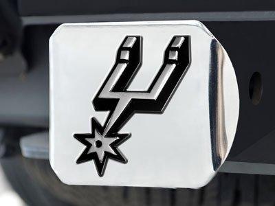 NBA-San Antonio Spurs hitch cover 4 1/2''x3 3/8'' by Fanmats