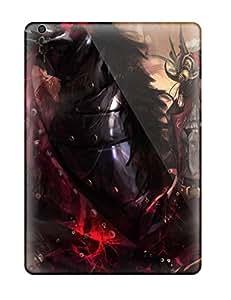 [fAyNRyh3241LNIpo]premium Phone Case For Ipad Air/ Women Warrior Tpu Case Cover