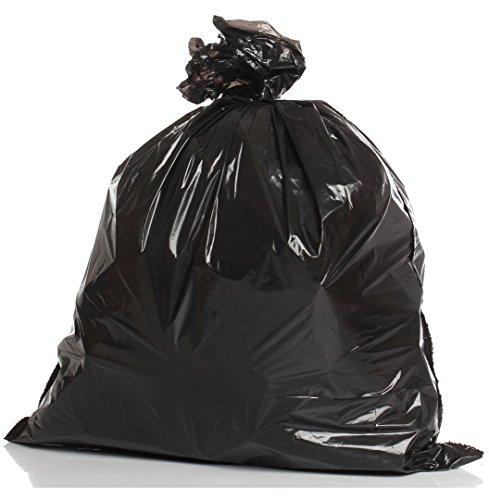 - Muscle Bag - Individually Folded 55 Gallon Heavy Duty Trash Bags - 50 per case