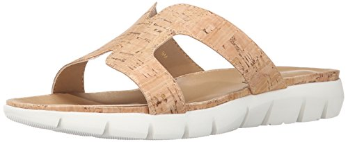 VANELi Women's Keary 709391 Platform Sandal, Natural Cork, 11 M US (Vaneli Mules Leather)