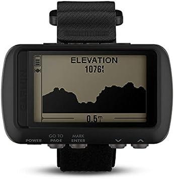 Dispositivo de navegación GPS Garmin Foretrex 601