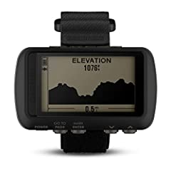 Explore the world hands free with the durable Foretrex 601 wrist-mounted GPS navigator built to military standards (MIL-STD-810G). Keep your bearings nearly anywhere with GPS, GLONASS and Galileo satellite systems, which provide accurate posi...