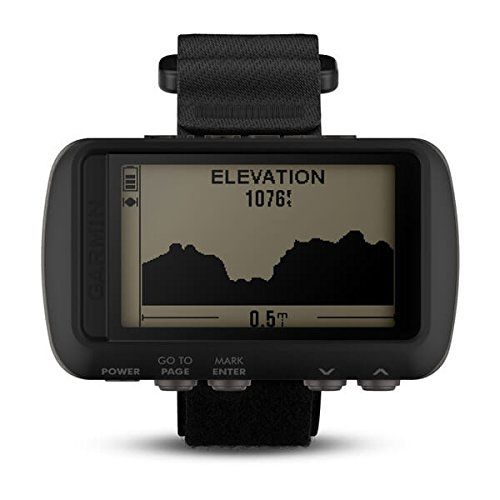 Wrist Top Gps - Garmin 010-01772-00 Foretrex 601, 2 inches