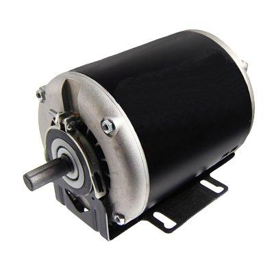 Packard Belt Drive Fan And Blower Motor 5 5/8 Inch Diameter 1725 RPM 115 Volts 1/3 H.P.