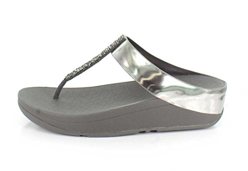 Fino Toe Post - Pewter Pewter
