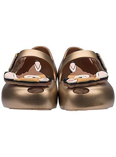 Pour Femme Gold Bleu Marine Melissa Mini Fawn Sandales PqnW1Op