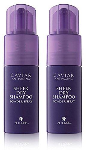 Caviar Anti-Aging Sheer Dry Shampoo, 1.2-Ounce (2-Pack) (Shampoo Caviar Volume Alterna)