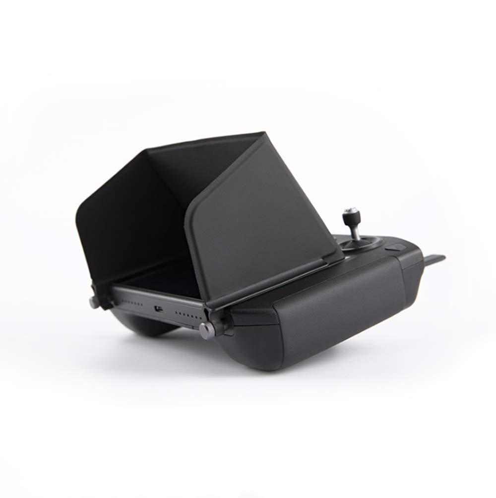 Hooshion PGYTECH Monitor Hood for DJI Smart Controller,Sunshade Hood for DJI Mavic 2 Pro Zoom Remote Control with Screen (Include Drawstring Bag)