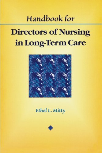 Handbook for Directors of Nursing in Long-Term Care by Brand: Cengage Learning