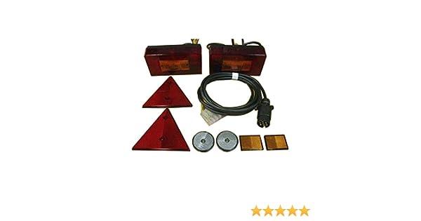 Kit el/éctrico para remolque 3000x1600