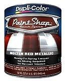 Dupli-Color Single EBSP21200 Molten Red Metallic Paint Shop Finish System