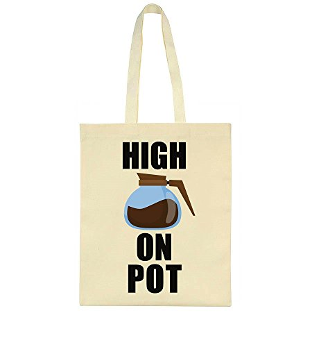 Tote High Coffee On Pot Pot Bag TTaZf