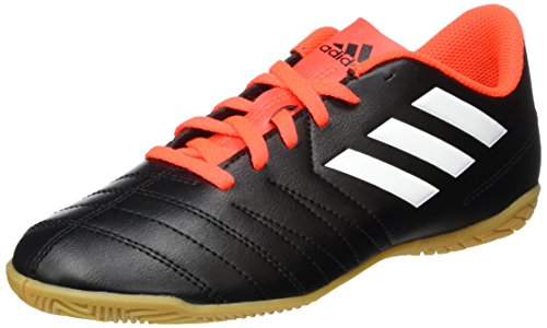 Adidas Unisex-Kinder Copaletto in J Fußballschuhe, Schwarz (Schwarz/Weiß/Rot), 38 EU