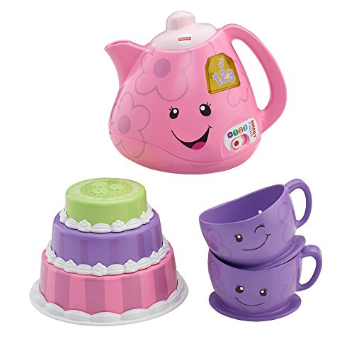 Fisher-Price Laugh & Learn Smart Stages Tea Set by Fisher-Price